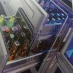 מגירות קירור למשקאות