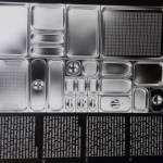 תבניות נרוסטה לתבלינים ורטבים במידות שונות