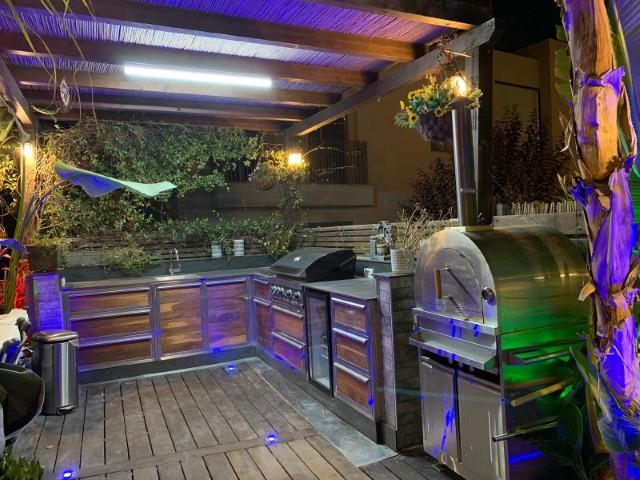 תאורת אווירה למטבחי חוץ 1102 (1)