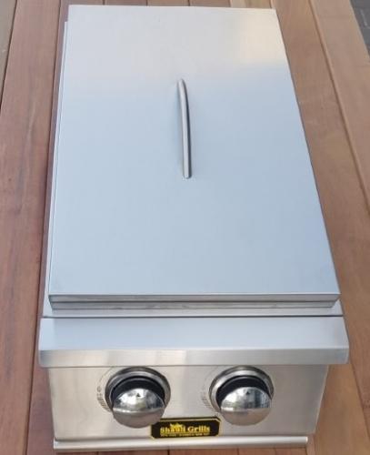 כירים גז נרוסטה 2 להבות למטבח חוץ (2)